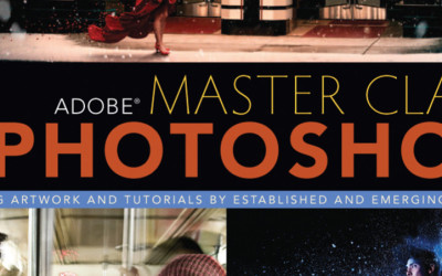 Adobe Master Class Photoshop book