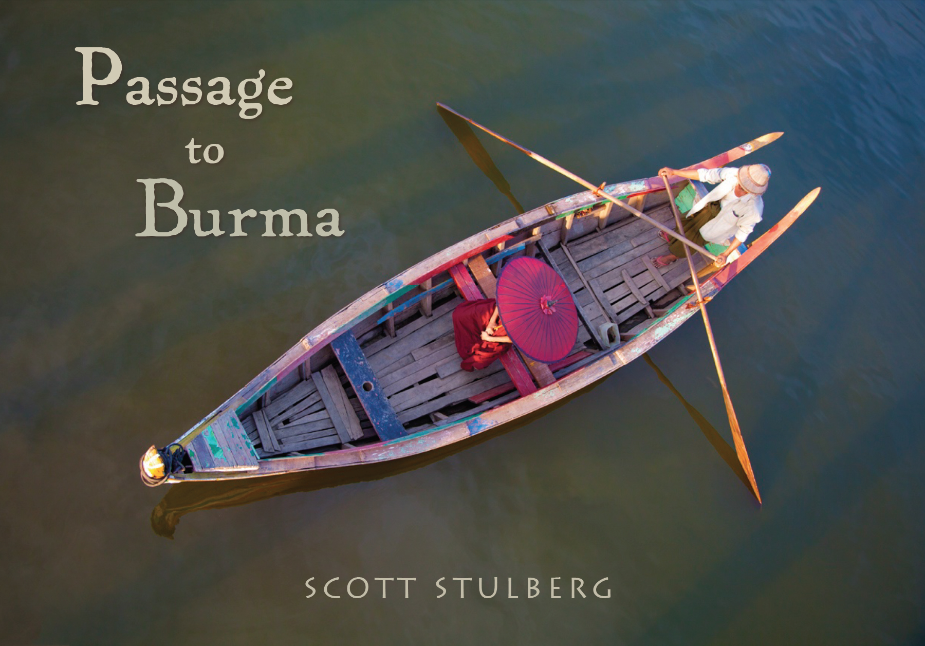 Passage to Burma, my new book is out!!!