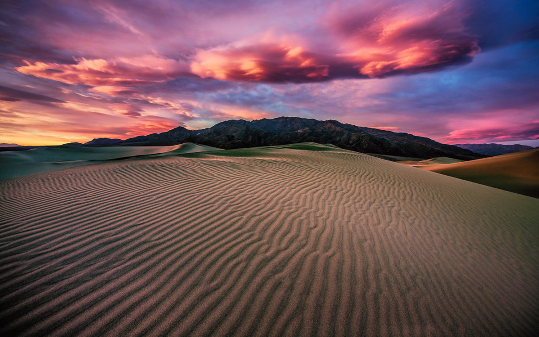 Death Valley workshop 2017